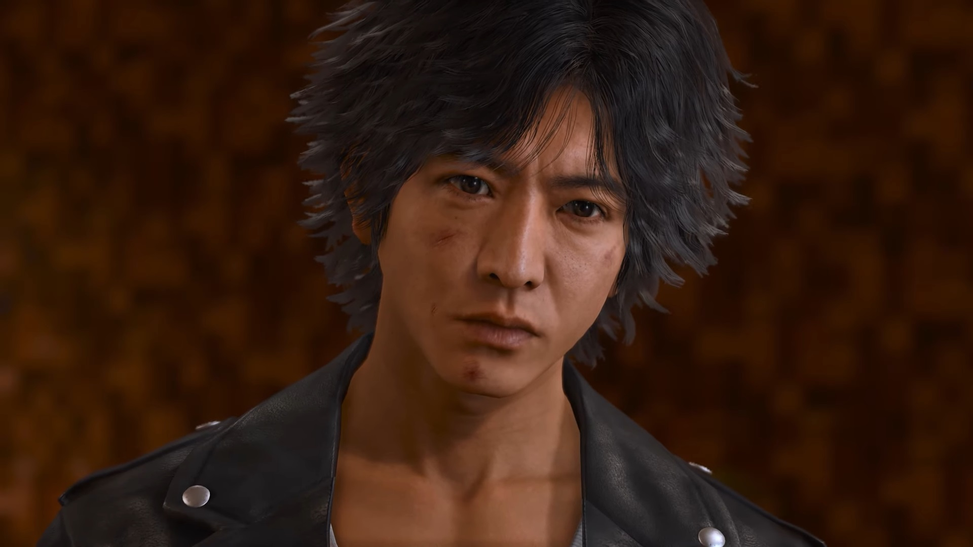 Yagami looking rough in Lost Judgment