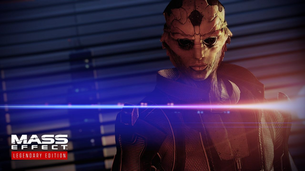 Thane Krios in Mass Effect: Legendary Edition.