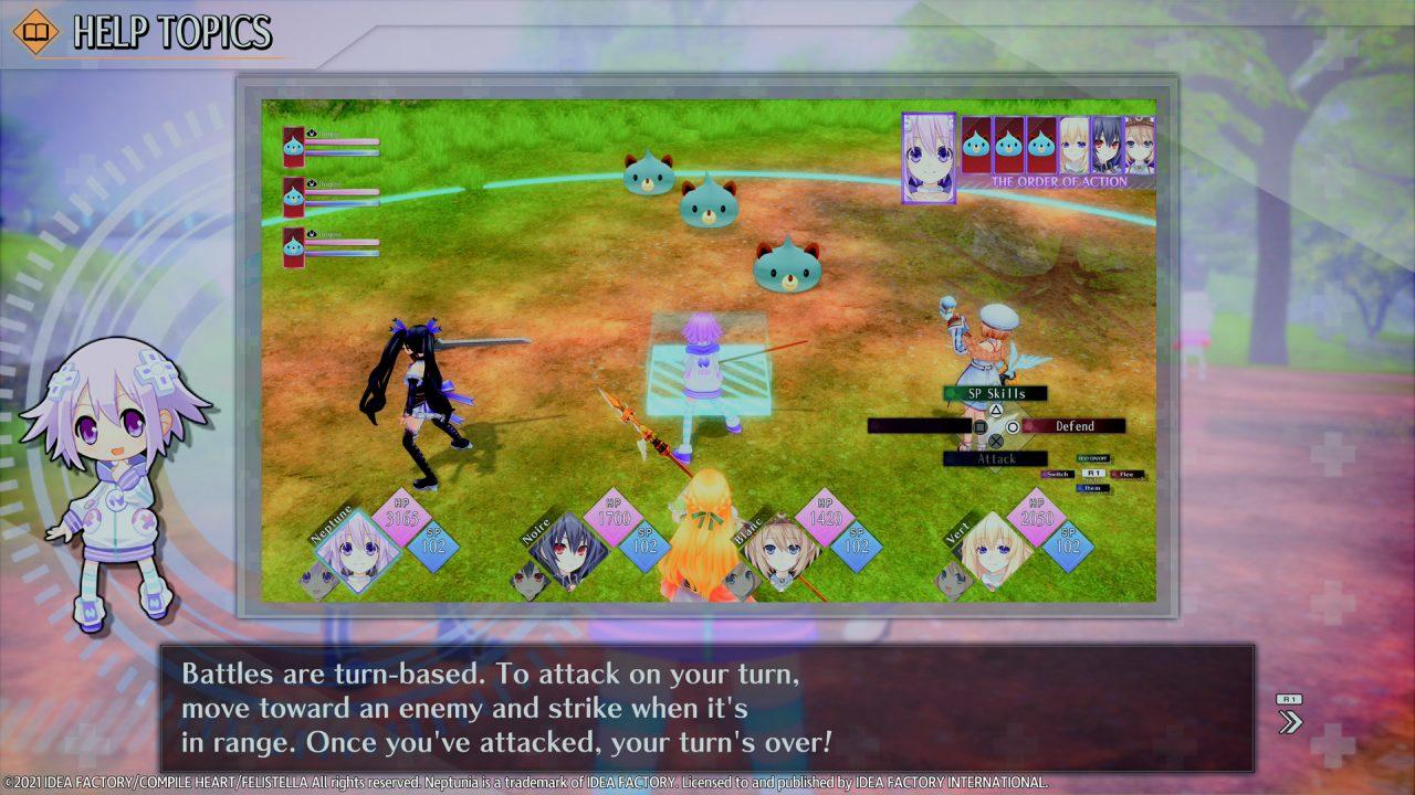 Neptunia Reverse Tutorial Screenshot