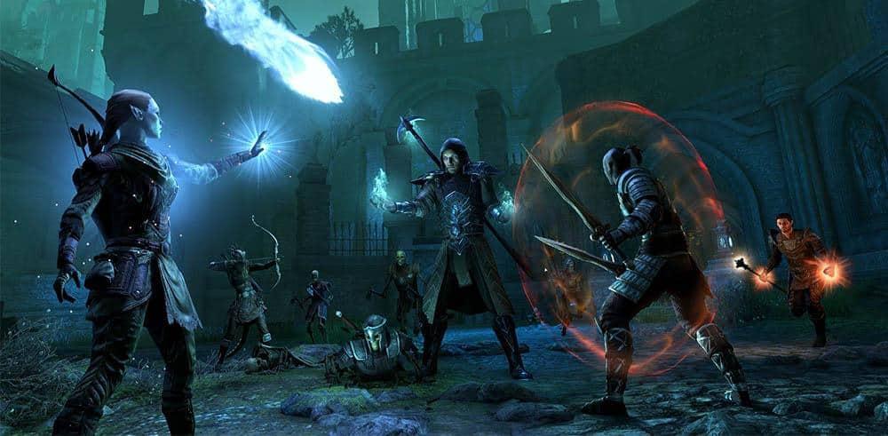 The Elder Scrolls Online: Blackwood Screenshots   RPGFan