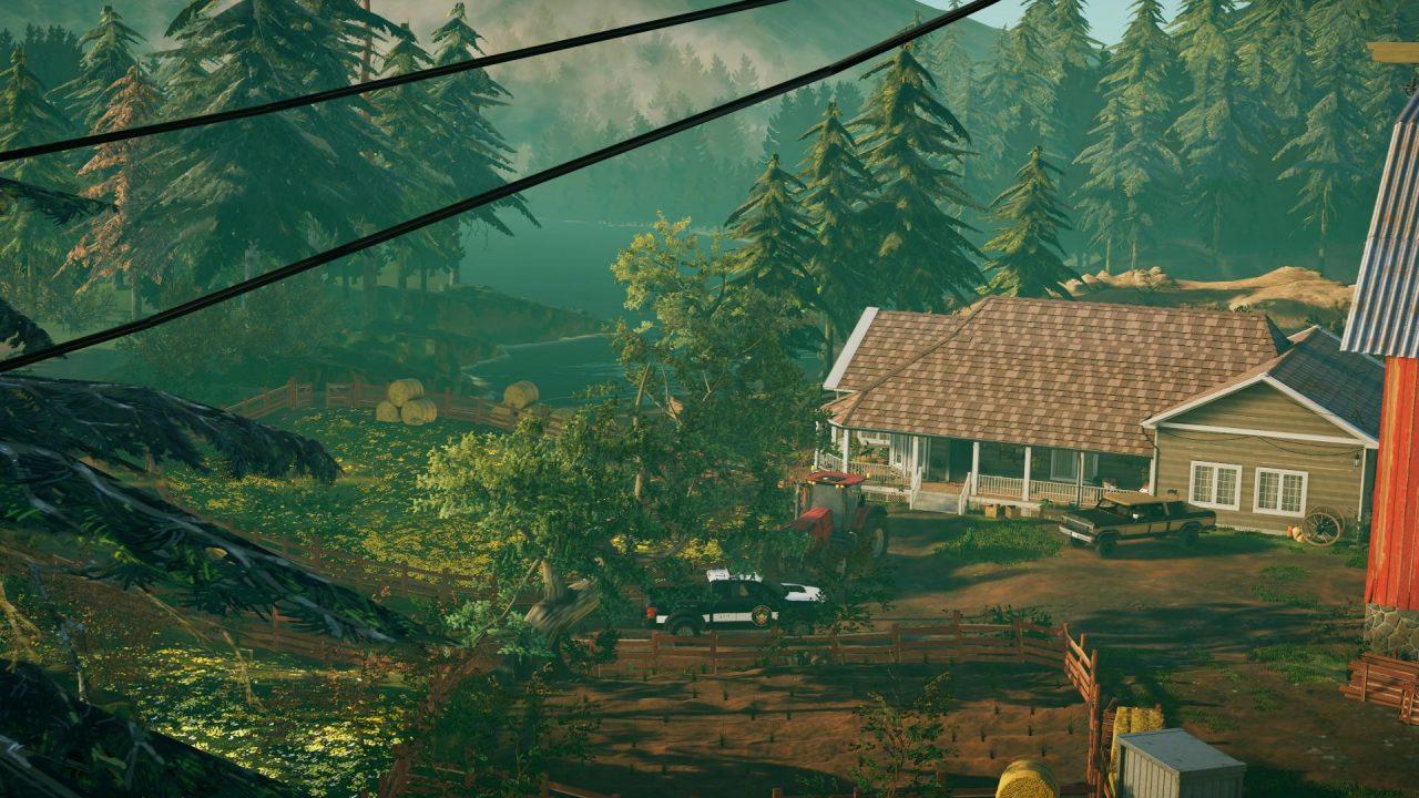 Screenshot From Alfred Hitchcock – Vertigo