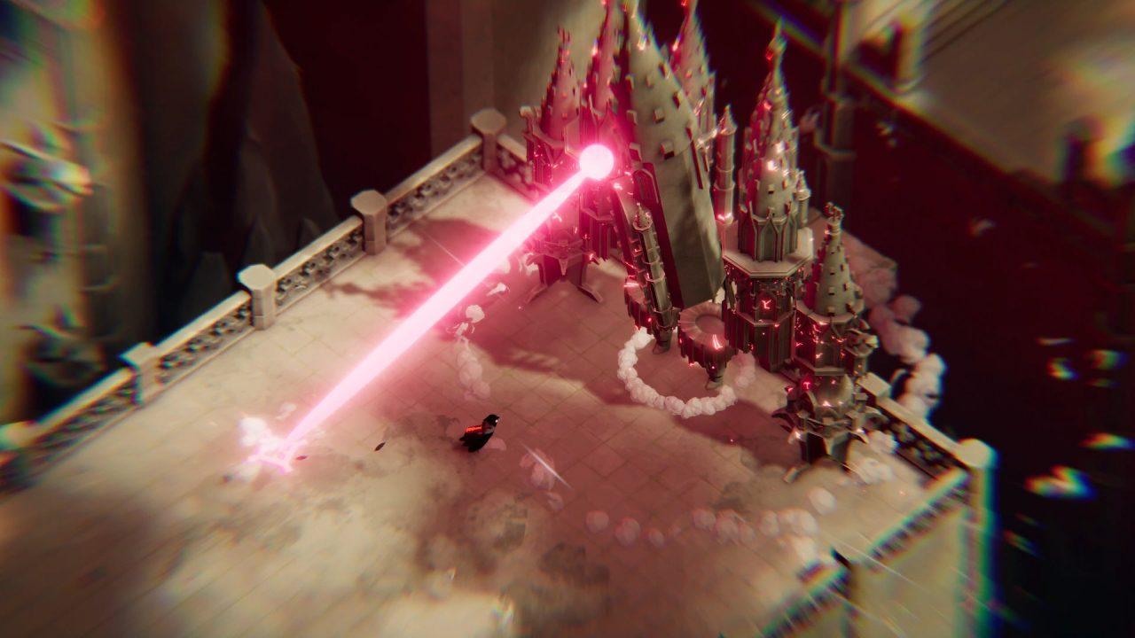 Screenshot From Deaths Door