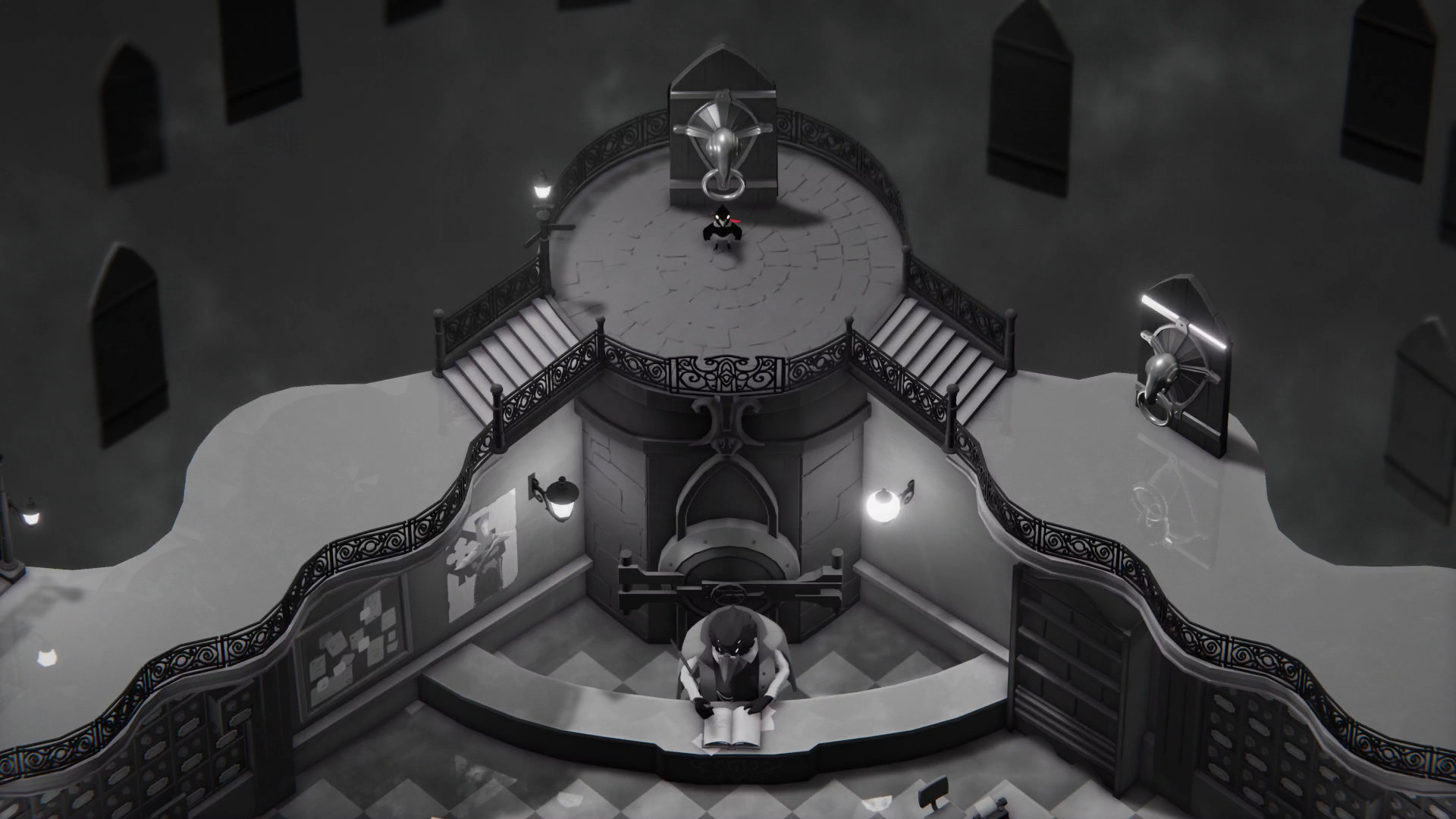 Screenshot From Death's Door