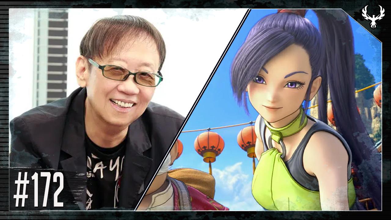 Phoenix Edge Episode 172: Yuji Horii and Dragon Quest XI's Jade