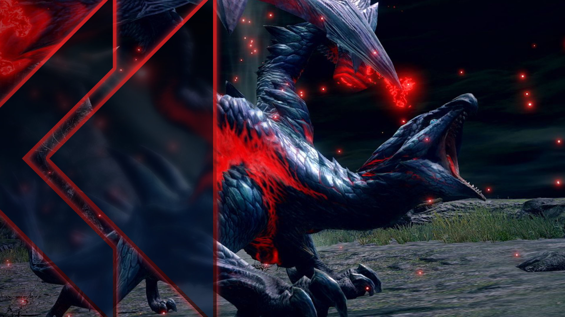 Retro Encounter 290 Monster Hunter