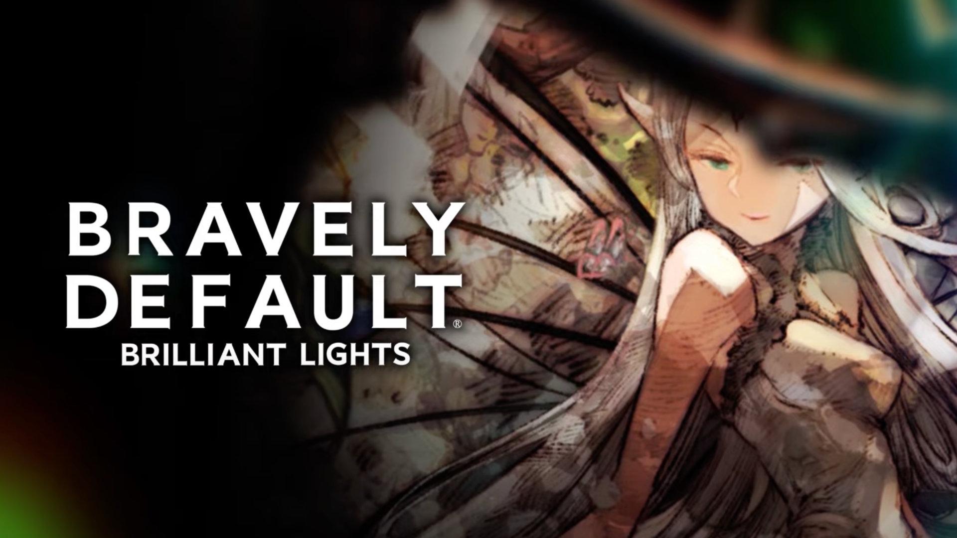 Bravely Default: Brilliant Lights Artwork