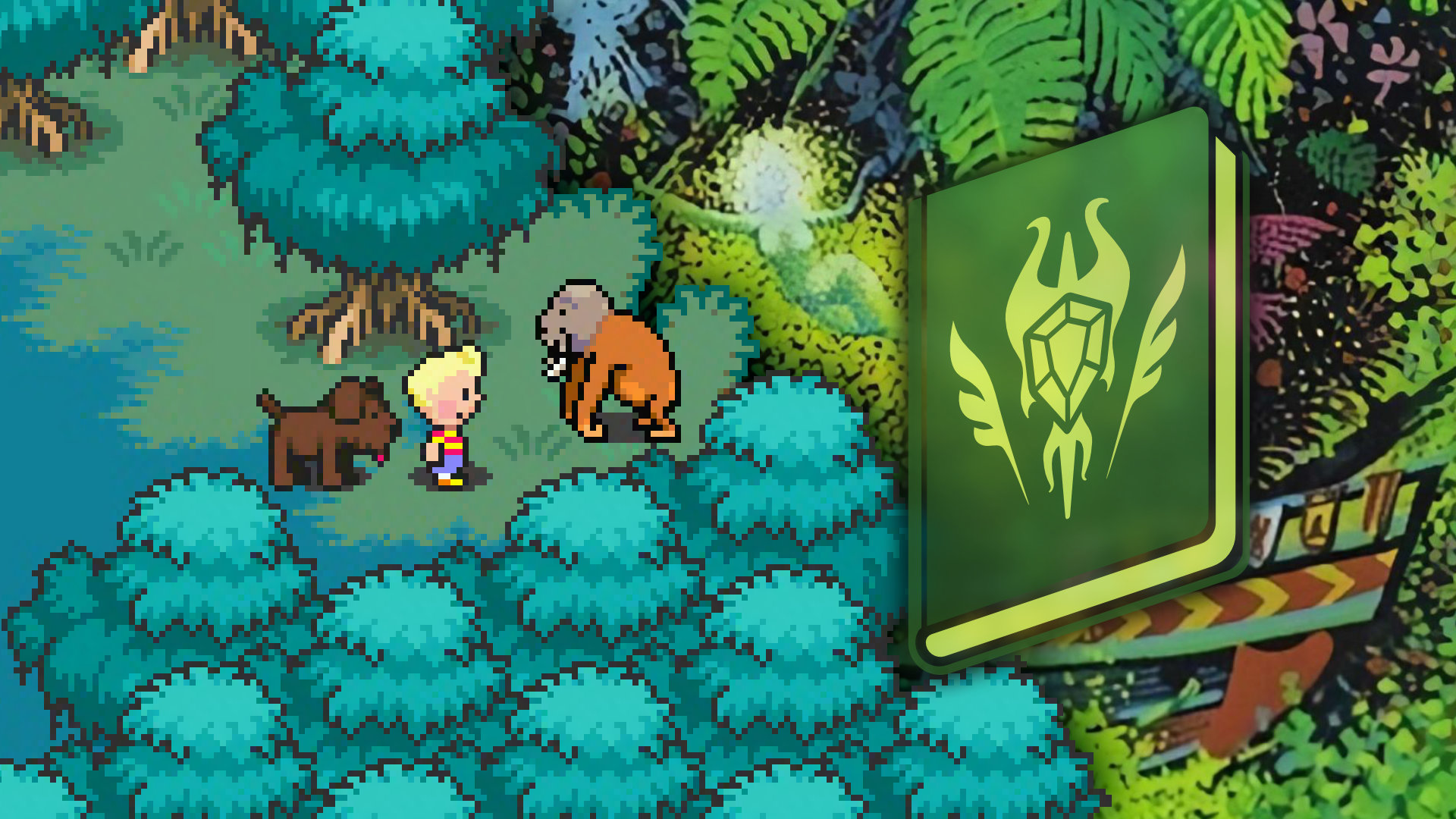 Mother 3 and One Hundred Years of Solitude Featured