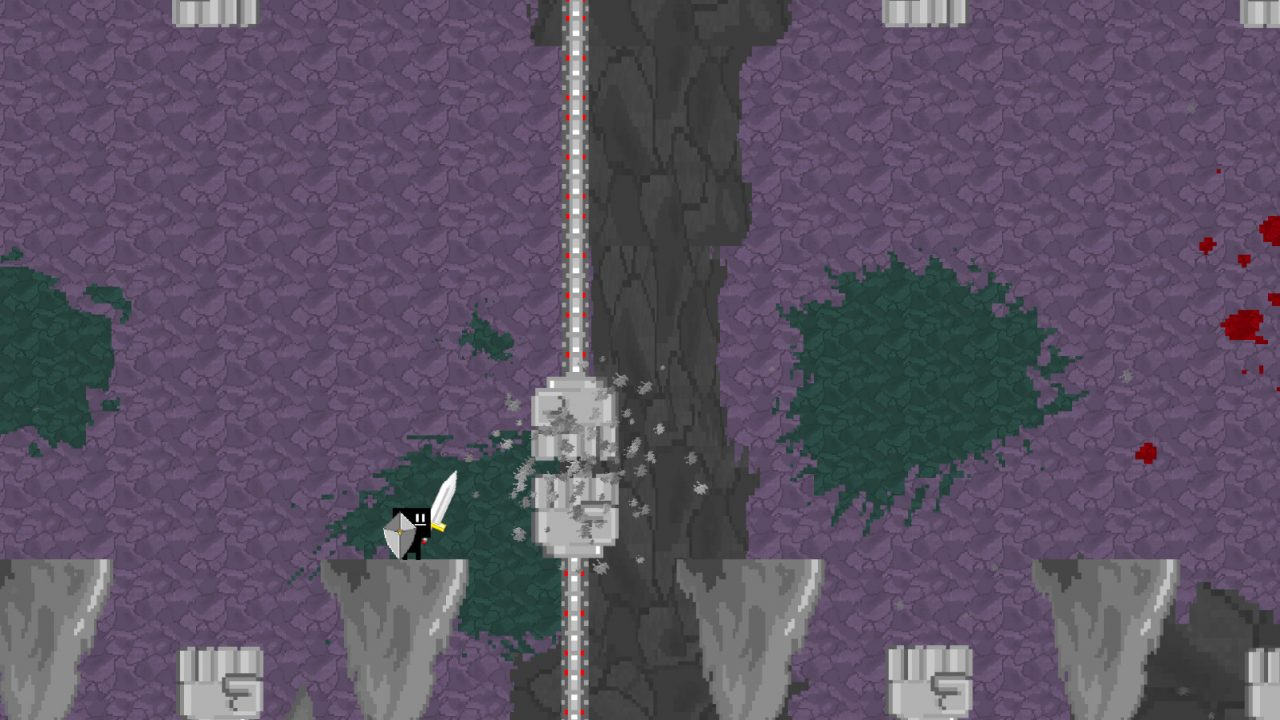 Purple caves and perilous platforming await in Parasight