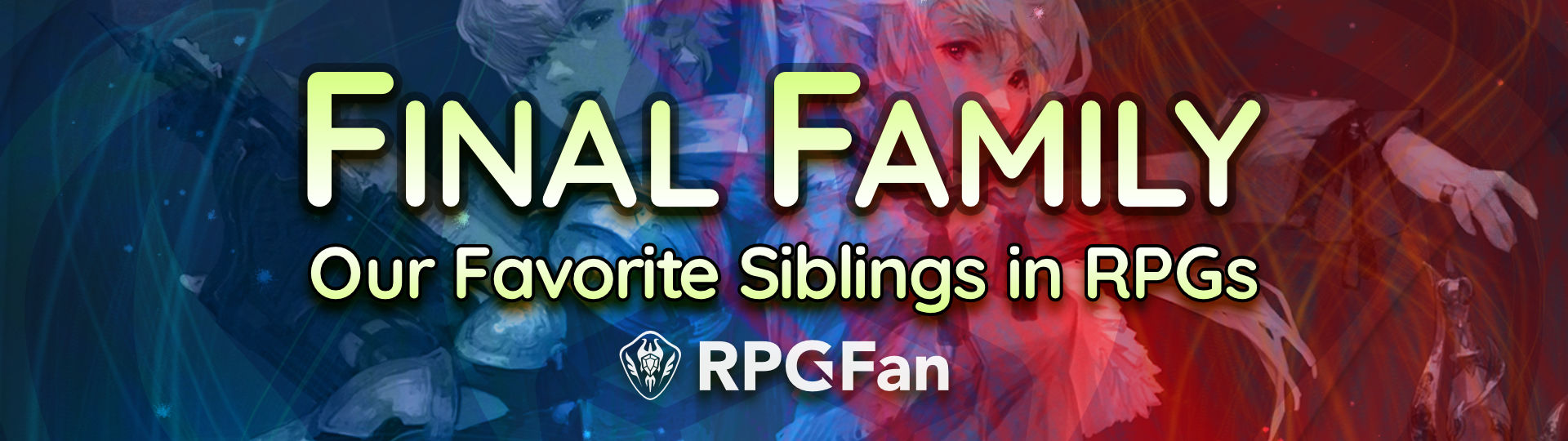 Final Family: Our Favorite Siblings in RPGs Featured