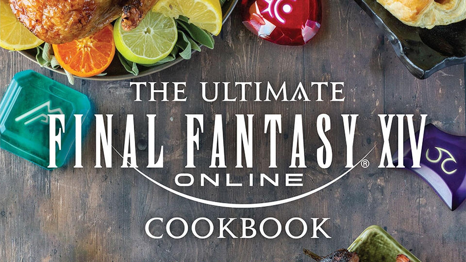 Final Fantasy XIV Ultimate Cookbook Featured