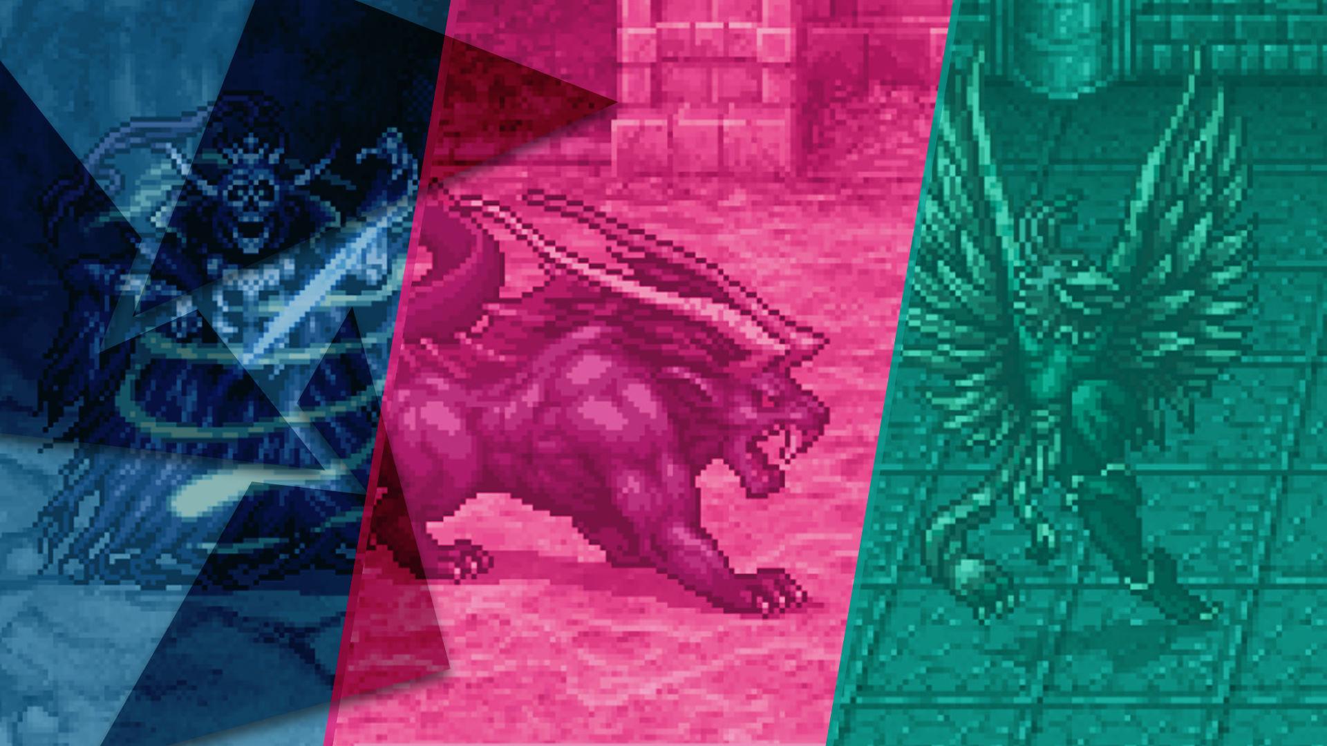 Random Encounter 221 Final Fantasy Pixel Remasters
