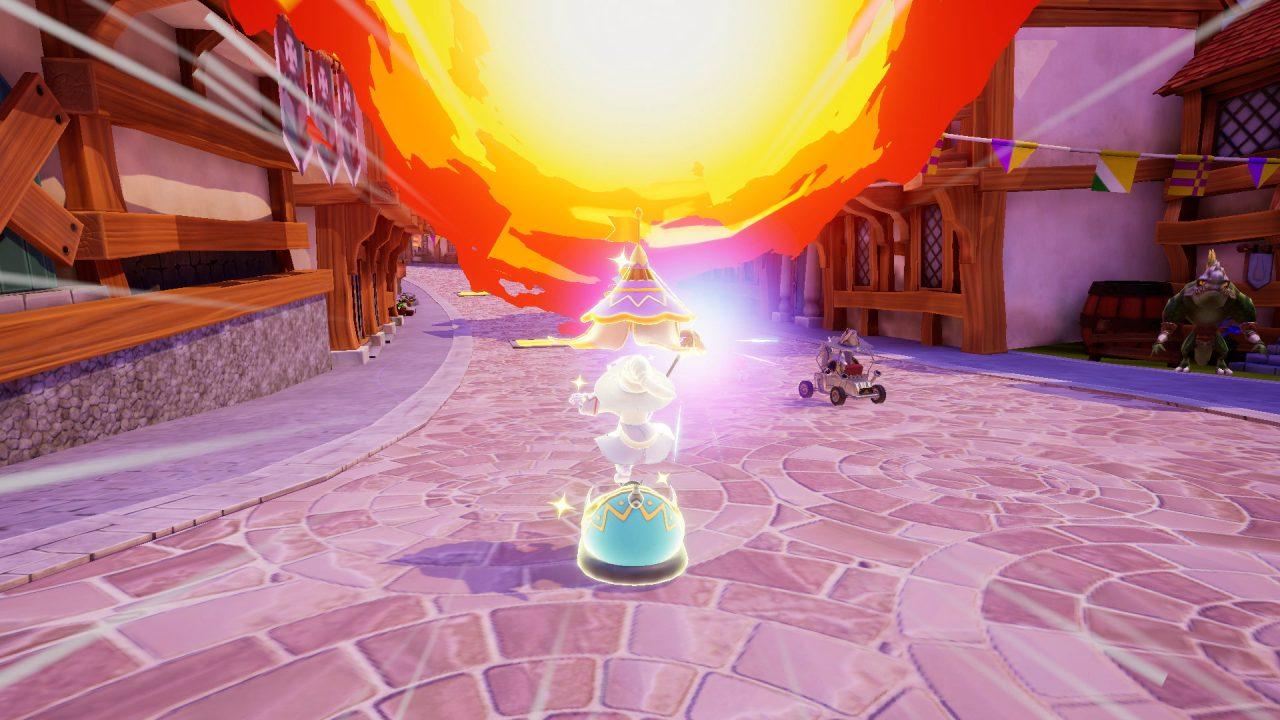 Screenshot From Chocobo GP