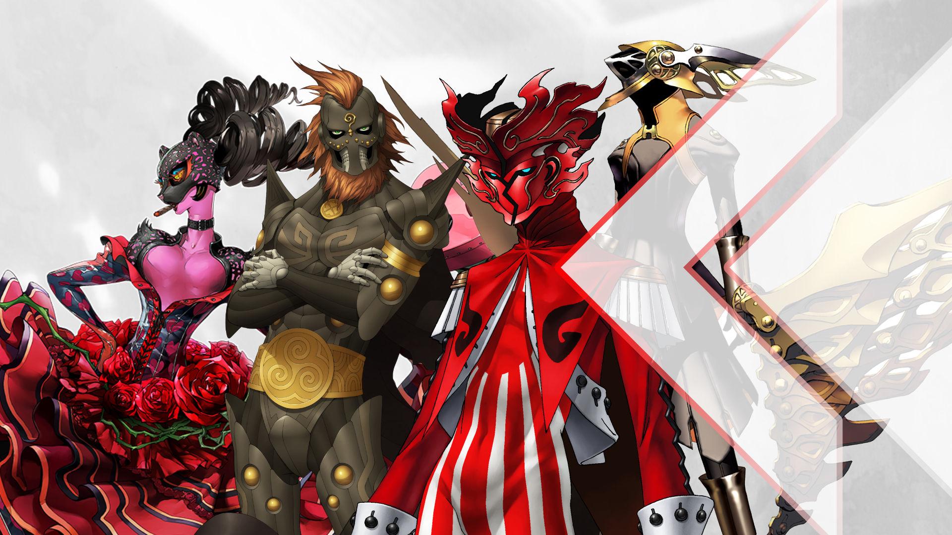 Retro Encounter 303 Persona Fantasy Draft